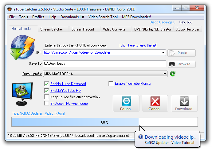 download youtube mp3 downloader for windows 7