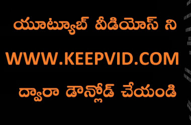 download youtube videos keepvid alternative