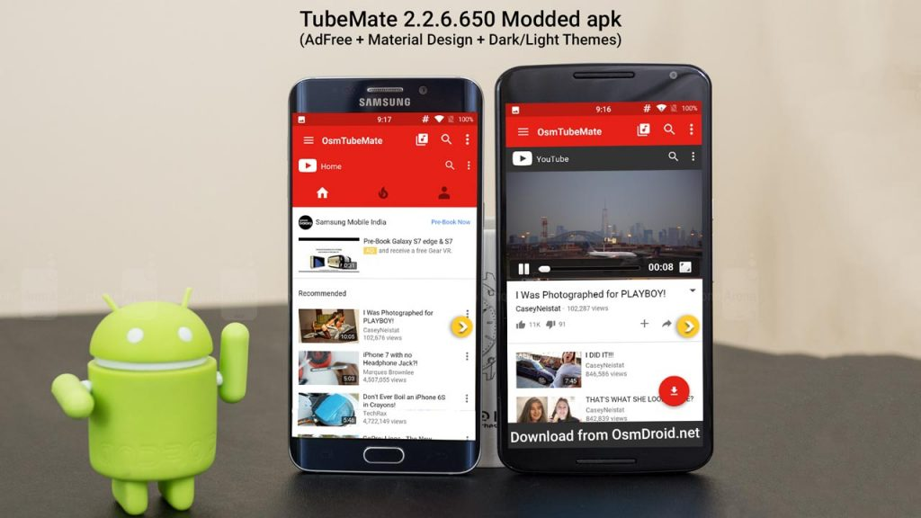 The Best Youtube Downloader for Android Phone - video media io