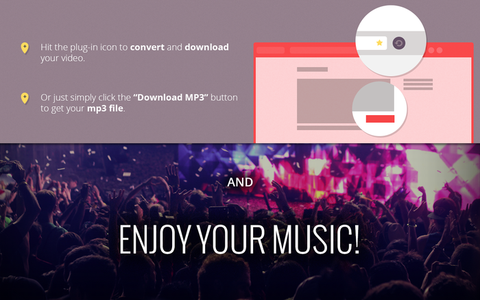 Youtube Mp3 Converter - Browser Addon - AddonCrop