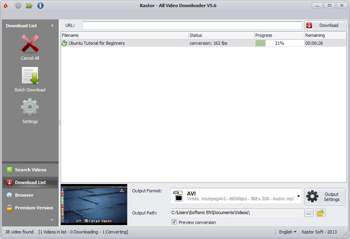 Freemake video downloader key list