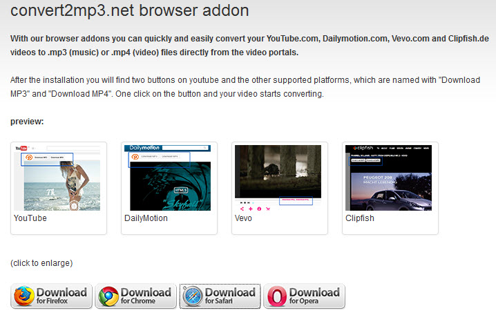 Top Youtube to MP3 Extension for Chrome, Firefox and ...