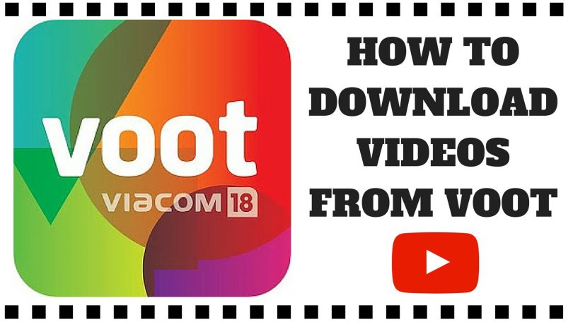 Easiest Way of Downloading Videos from Voot - video media io