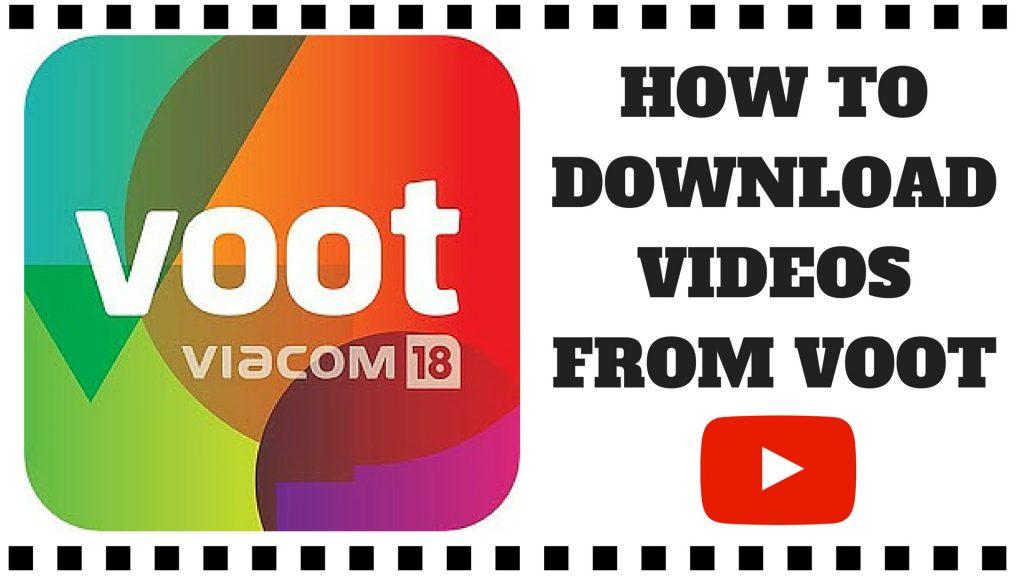 Easiest Way of Downloading Videos from Voot - video media io