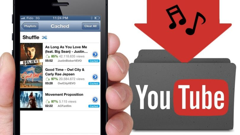 How to Download YouTube Songs to PC or Mobile Device