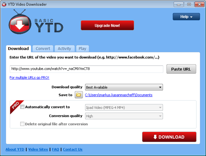 download free youtube to mp3 converter softonic